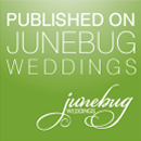 As Seen On Junebug Weddings